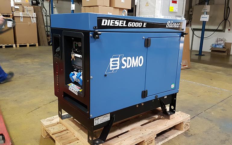 notstromaggregat diesel mieten